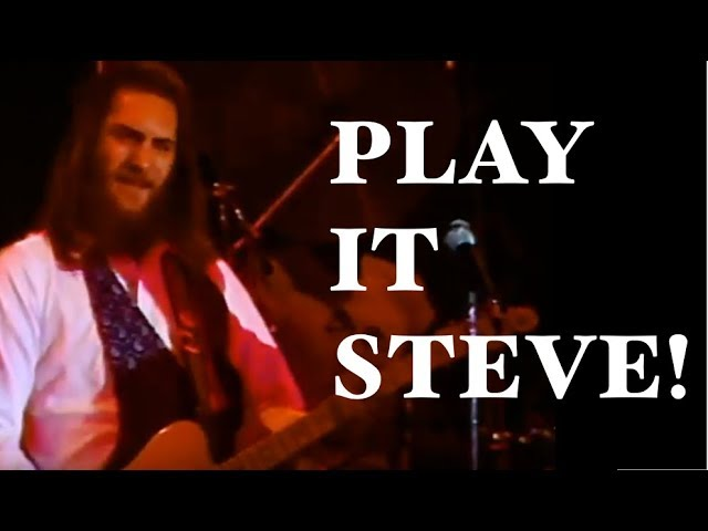 Play it steve guitar lessons and instructional videos