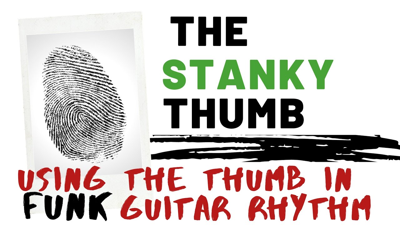 The stanky thumb video thumbnail